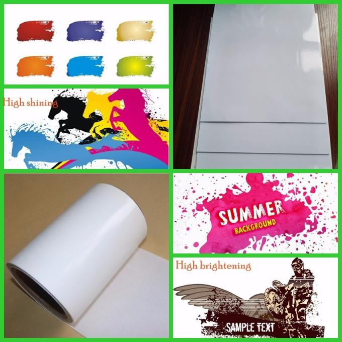 Best quality high glossy paper 225 gsm for luxury gift box invitation card