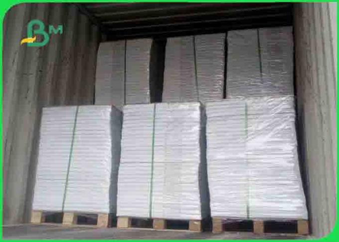 Eco Friendily Plain White Bond Paper 80gsm Uncoated Paper for Printing