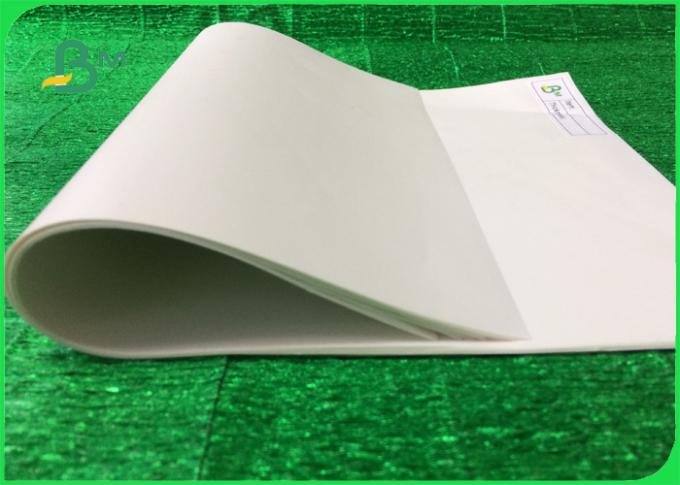Recycled Degardable 100um 120g Synthetic Stone Paper For Raincoat