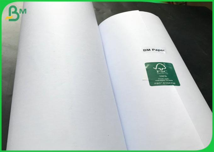 24 inches 36 inches Plotter Paper Reel for Garments Industry Wide Format Printer