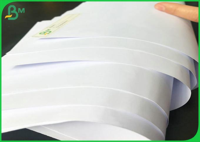 Food Grade UWF Virgin Woodfree Paper 80 gsm to 120 gsm OBA free Reels size 40