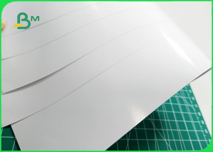 140gsm - 300gsm Light and moisture resistant Couche paper for name card
