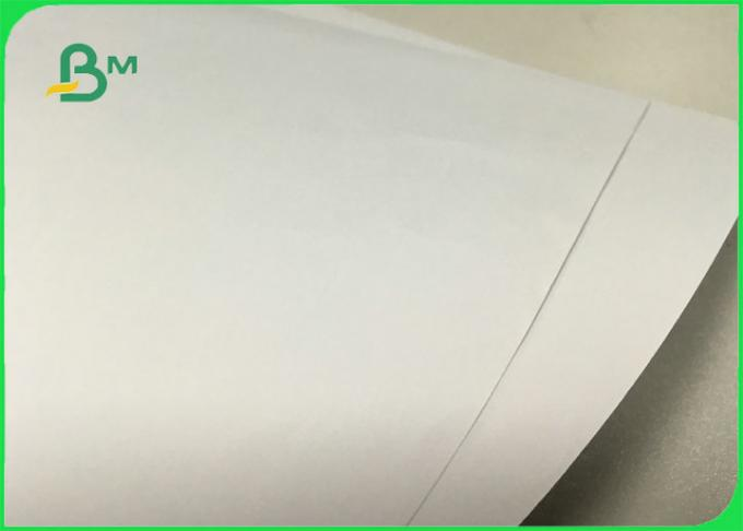 80gsm 100gsm White FSC Woodfree Paper Uncoated For Textbooks Customized