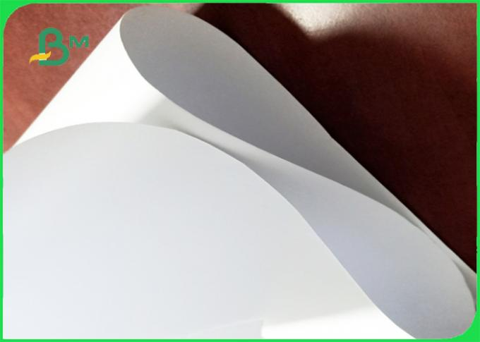 20# / 75gsm Clear pattern smooth Inkjet Plotter Paper (2