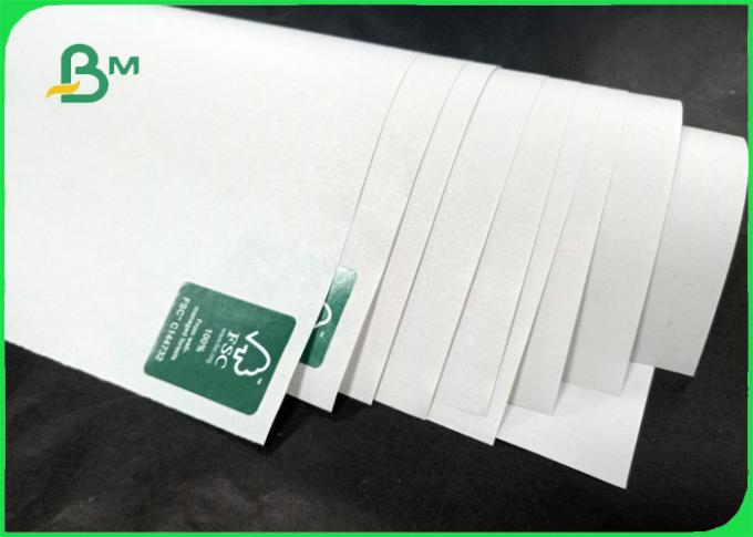 48.8gsm 50gsm 53gsm thin and flexible journal wood pulp paper for printing