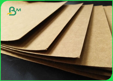 China Placa natural Unbleached 350gsm 70 x 100cm do forro do FSC Brown Kraft na folha fornecedor
