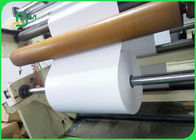 China Papel 20lb bond branco reciclado da polpa/papel sem revestimento de Woodfree fábrica